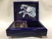 Saint Seiya premium music box (Pegasus Fantasy) LB limited very rare anime new