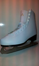 American  Eiskunstlauf   Damen Schlittschuh weiss Freizeit Gr. 43 Iceskate -Sale