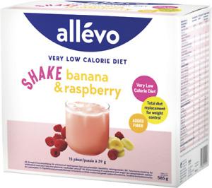 Allevo Soup Potato & Leek 15 pieces Weight loss powder