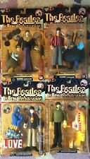 "BRAND NEW 1999 McFarlane Beatles The Yellow Submarine 8"" Action Figure Set of 4"