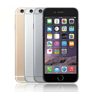 Apple iPhone 6 Plus 16GB 64GB 128GB Unlocked Smartphone iOS A1524 GSM