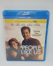 PEOPLE LIKE US DVD BLU-RAY BRAND NEW FACTORY SEALED