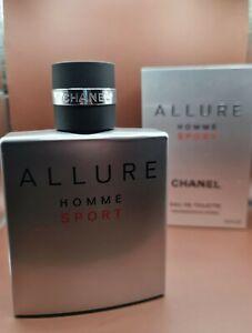 Chanel Allure Homme Sport EDT 3 - 10 ml von dem Duft! ***NEU***