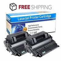 2 Pack Black Q5942A 42A Toner Cartridge For HP LaserJet 4200 4240 4250 4300 4350
