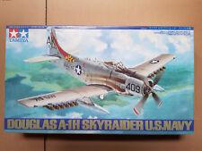 Tamiya 1:48 Douglas A-1H Skyraider US Navy