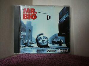 MR BIG - Bump Ahead - CD Album - VG / NM