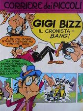 Corriere dei Piccoli 47 1967 con inserti + Calciatori MANTOVA e BRESCIA [G.254A]