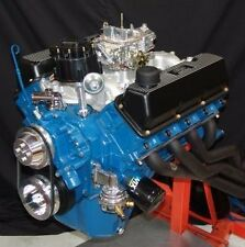 FORD 351 4V CLEVELAND - 440 HORSE STREET-STRIP CRATE ENGINE / PRO-BUILT / NEW