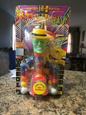 1995 The Mask Animated Flix Collectible Candy Machine. Imaginings 3 INC. SEALED