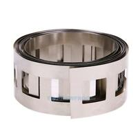 1m 0.15x25.5mm Pure Ni Plate Nickel Strip Tape for Battery Spot Welding Ni Strip