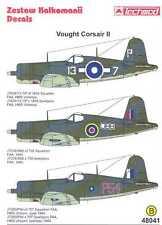 Techmod Decals 1/48 VOUGHT CORSAIR II British Fighter