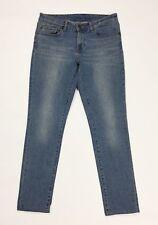 Levis 511 W30 tg 44 jeans donna skinny usato aderenti denim sexy boyfriend T4000
