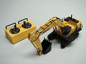 R/C 1/50 KOMATSU PC1250-8 HG Hydraulic Excavator Kyosho EGG Band-B F/S Japan NEW