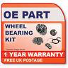 KWB560 KEY PARTS WHEEL BEARING KIT (Mazda, Kia - Front) NEW O.E SPEC!