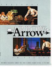 PUBLICITE ADVERTISING 014   1983   ARROW   chemises homme