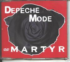 depeche mode-MARTYR  maxi / DVD cd