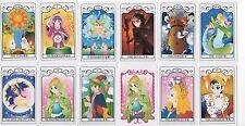 Oop Elite korean tarot manga cards deck**