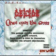 Deicide : Once Upon the Cross (Clean) CD
