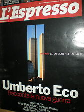 L'Espresso.New York,Peter Gabriel,Kate Hudson,Alessandro Baricco,Orahn Pamuk,iii