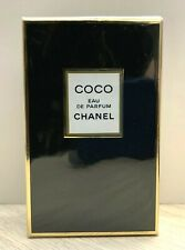 Chanel COCO Eau De Parfum 50 ml 1.7 fl. oz. VINTAGE RARE SEALED BOX