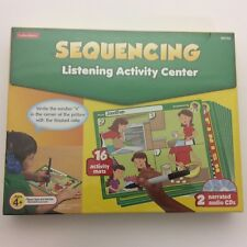 Lakeshore Listening Activity Center - Sequencing - Audio CDs Ages 4+