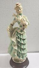 "10 1/2"" Giuseppe Armani #0297C Florence Little Butterfly Figurine New"