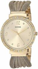 NEW GUESS Woman Ref  U1083L2 Quartz Stainless Steel Casual Watch