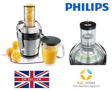 ~ New PHILIPS JUICER AVANCE HR1871/70 easy clean quick 1000 W XXL feeding tube ~