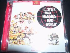 It's a Mad, Mad, Mad, Mad World Original Soundtrack CD – Like New