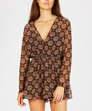 The Fifth Label The Collectable Printed Playsuit (Size XL)