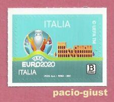 Italia 2021  UEFA EURO 2020  Francobollo singolo
