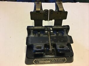 Vintage Griswold Film Splicer Jr. Junior Model 8mm &16mm No. 67073 Jefferson NY