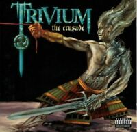 TRIVIUM the crusade (CD, album, 2006) thrash, heavy metal, very good condition