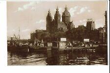 CPA-Carte postale-  Pays Bas - Amsterdam - St NicolasKerk -1930 - S653