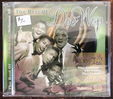 Best Of Doo-Wop Vol. 10 Collectables CD The Cameos, Keynotes, Cordials, Shells!