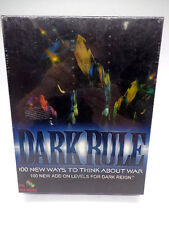 PC Spiel - Dark Rule / Dark Reign Add-on 100 neue Level (OVP)(NEUWARE)(Bigbox)