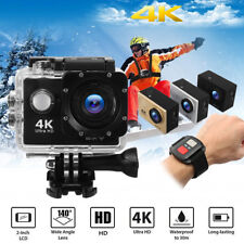 H9R 2.0'' 4K Ultra HD WiFi 16MP DV Acción Cámara Impermeable + Control Remoto