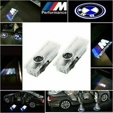 LOGO For BMW CREE LED Car Door Light Lamp Projector Shadow Puddle Courtesy Laser