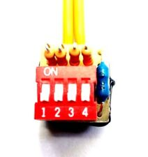 AIRBAG BYPASS RESISTORS 1.8 - 2.2 - 2.7 & 3.3  OHMS .25W  FUSED SRS ALL IN ONE