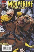 Wolverine Comic Issue 8 First Class Modern Age First Print 2008 Van Lente
