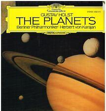 Holst: I Planetas/Karajan, Berlin Philharmoniker - LP