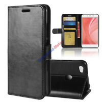 PU Leather Flip Cover Wallet Stand Case Pouch For Xiaomi Redmi note 5A /5A Prime
