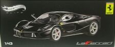Ferrari LaFerrari Year 2013 Black 1 43 Hotwheels Elite