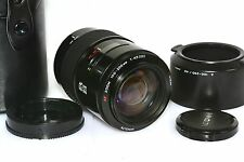 SONY MINOLTA 100-200MM F4.5 AF LENS for Alpha, a55,65.FULL & APSC.MADE IN JAPAN
