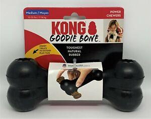 NEW Kong Extreme Goodie Bone - Puppy Dog Fetch Chew Toy. MEDIUM