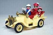 Playmobil Nostalgie Puppenhaus 1900 Zubehör : 5620 Oldtimer PKW Auto + Fig. top!
