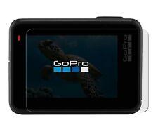 GoPro Hero 7 Black hinteres Display  - 4x kristallklare Schutzfolie - Antishock
