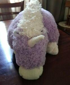Mauve Unicorn Pillow Pet plush toy
