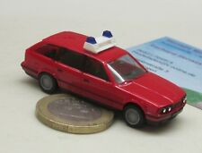 Herpa :  BMW 5er touring,  Feuerwehr     (253)