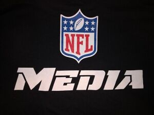 NFL Network 2021 NFL Draft XL TShirt FOX CBS ABC Sports ESPN SuperBowl Cleveland